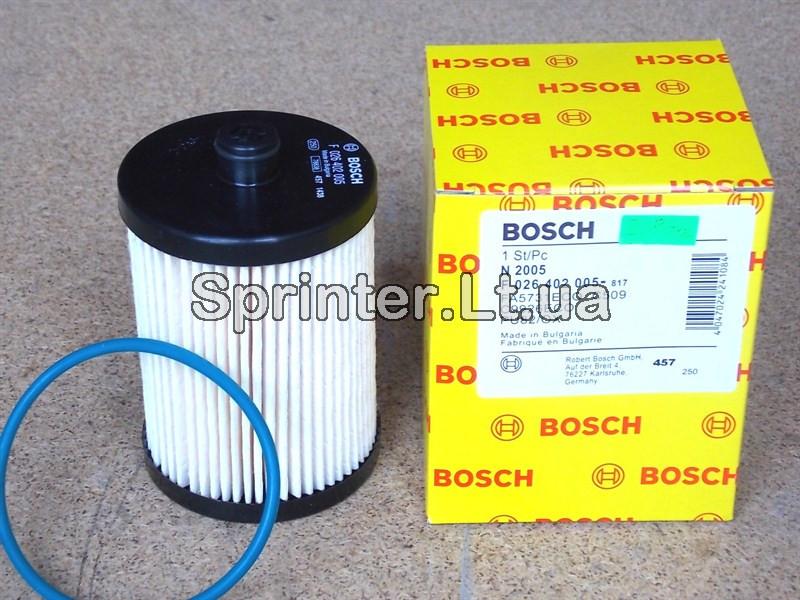 Фильтр топливный VW LT 2.8TDI 02-  116kw (AUH, BCQ) Bosch F026402005