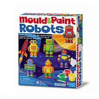 Набор для творчества 4M Роботы (00-04653)