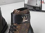 Жіночі черевики Луї Вітон натуральна шкіра 35-41 р, фото 5