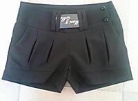 Модные шорты для девочек в школу. код 330 MM