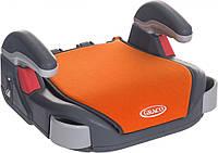 Детское автокресло-бустер Graco Booster цвет оранжевый
