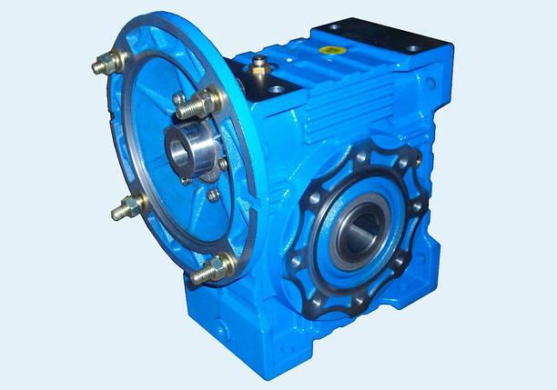 Мотор-редуктор NMRV 90 передаточное число 80, фото 2
