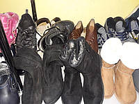 Зимняя обувь секонд хенд