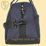 Спортивная дорожная сумка Fila мужская, женская большая 60л  (SF026), фото 4