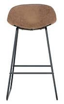 Стілець барний Бостон темно-коричневий, фото 3