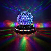 Светодиодный LED-светильник Лотос стробоскоп