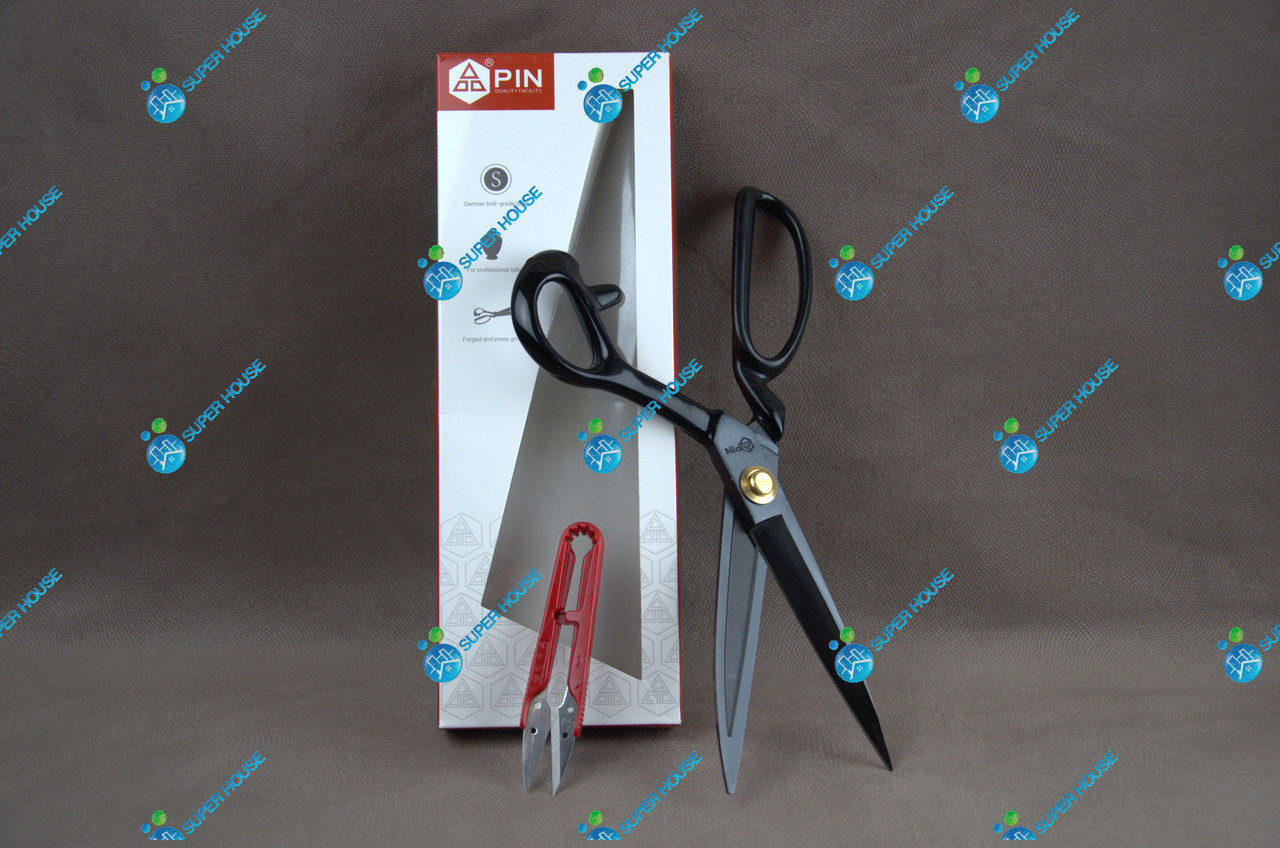 Ножницы профессиональные для кроя PIN №10 250мм