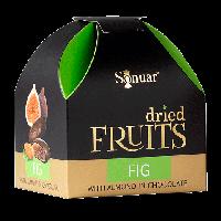Конфеты Sonuar Инжир сушеный с миндалем в шоколаде 150 гр