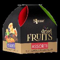 Конфеты Sonuar Ассорти сухофруктов в шоколаде 150 гр