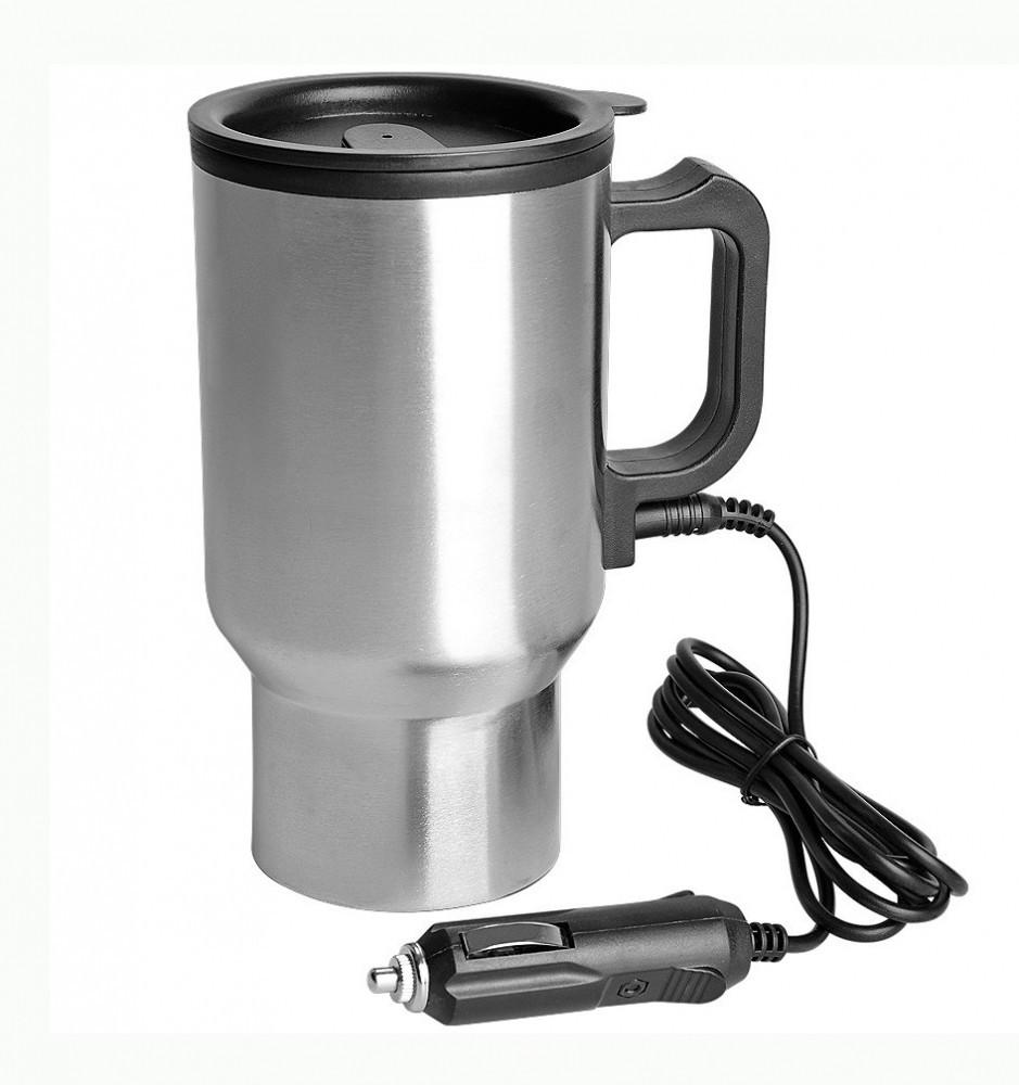Термокружка автомобильная с подогревом CUP 2240 термокружка в прикуриватель