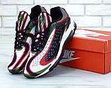 Кроссовки мужские Nike Air Max DeLuxe 31189 разноцветные, фото 4