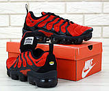 Кроссовки мужские Nike Air VaporMax 31182 красные, фото 2