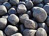 ГРАНИТНАЯ ГАЛЬКА Arctic Grey Грузия 8-13cm (ГАБИОН) 1т