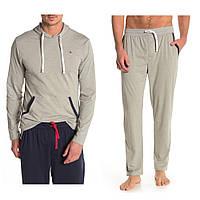 Мужской светло-серый легкий спортивный костюм Tommy Hilfiger (Размер - S), фото 1