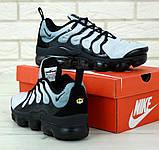 Кроссовки мужские Nike Air VaporMax 31164 черно-белые, фото 5