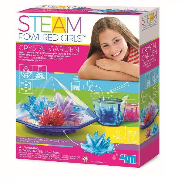 Набор для творчества 4M Сад из кристаллов (00-04901/EU)