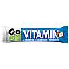 Go On Vitamin boutry bar + L-carnitine 50g
