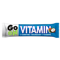 Go On Vitamin boutry bar + L-carnitine 50g