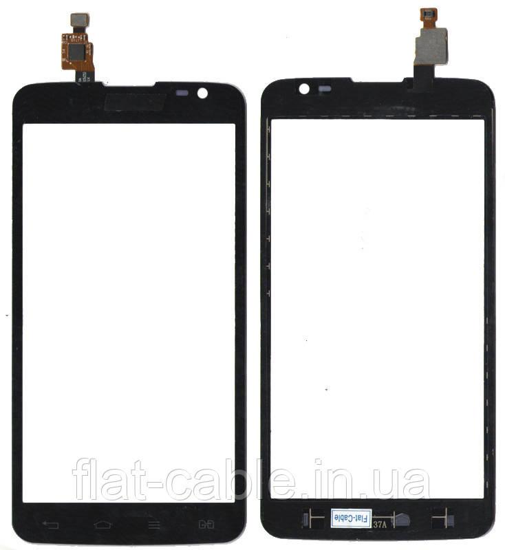 Сенсор LG D684/D682/D680 Pro Lite Dual чёрный Black