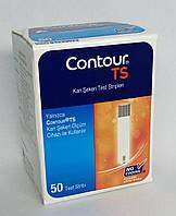 Тест-полоски Contour TS test strip № 50 - Контур ТС тест полоски № 50 шт