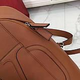 Рюкзак Валентино Garavani, шкіряна репліка, фото 3