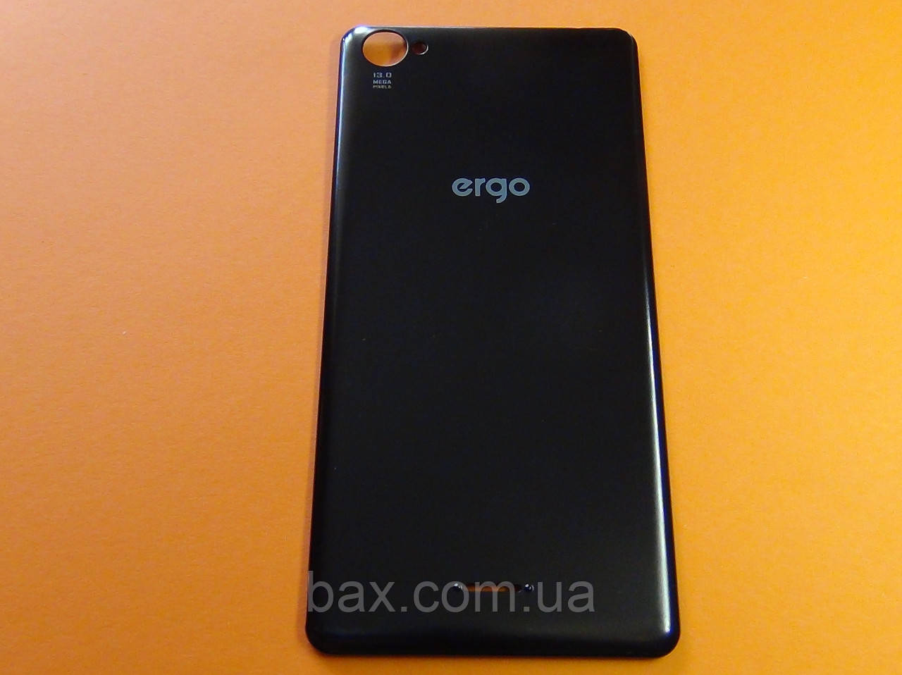 ERGO F500 крышка АКБ черная