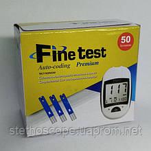 Тест-смужки Finetest Auto-Coding Premium 50 шт .