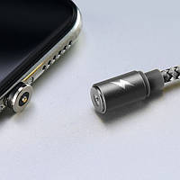 Магнитный кабель синхронизации Remax  Gravity RC-095i iPhone 7, фото 1
