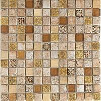 Мозаика Inter-Matex Imperium gold 30x30