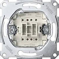 Механизм выключателя 1-кл. проходного Merten MTN3116-0000
