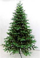 Шикарная искусственная литая елка 210см