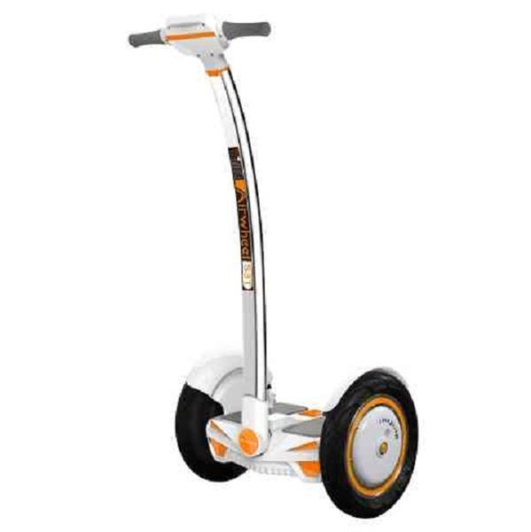 Гироборд-максі AIRWHEEL S3T+ 520WH (білий/оранжевий)