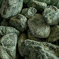 """Галька мраморная """"Изумрудный Остров"""" KLVIV, фр. 4-8 см.(Биг-бег 1.2-1.4 т.), фото 1"""