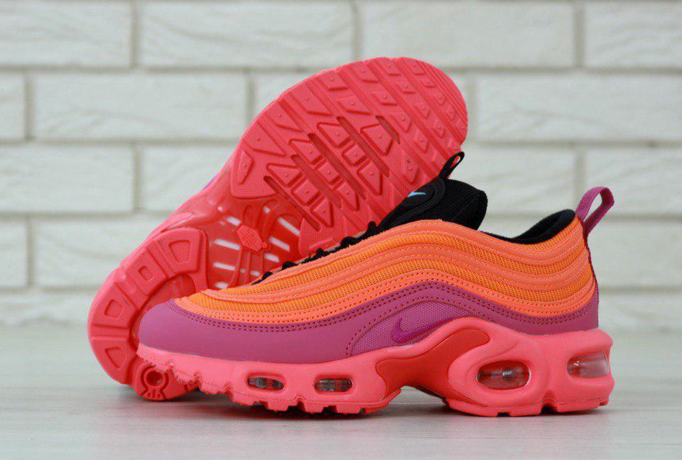 Кроссовки женские Nike Air Max Plus 97 31135 разноцветные