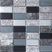 Мозаика Inter-Matex Infinity black 30x30