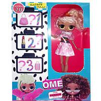 """Кукла """"L.Q.L"""" """"Lady Diva O.M.G"""" XM1097"""