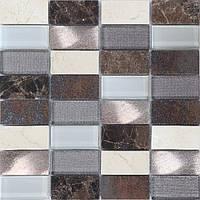 Мозаика Inter-Matex Infinity brown 30x30