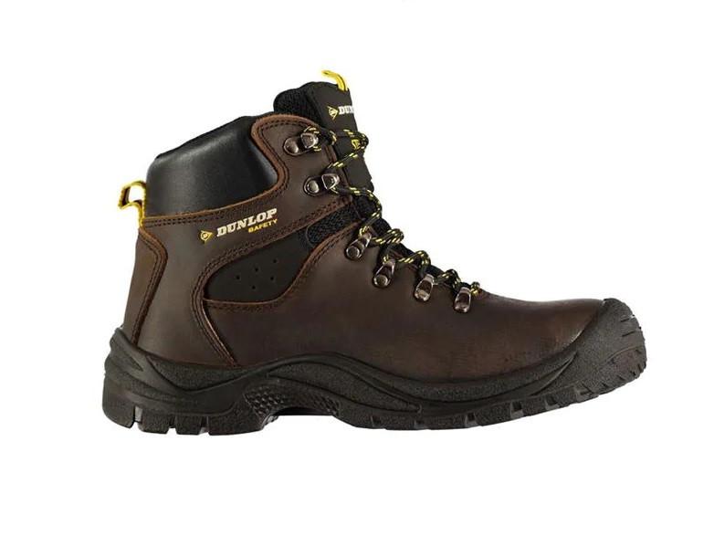 Ботинки защитные DUNLOP Oklahoma Mens Safety Boots