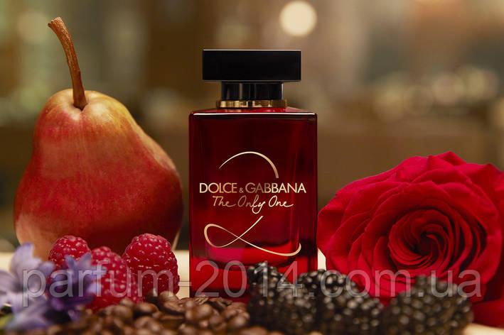 Женская парфюмированная вода Dolce&Gabbana The Only One 2 (реплика), фото 2
