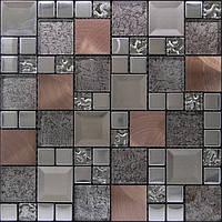 Мозаика Inter-Matex Kaos silver 30x30
