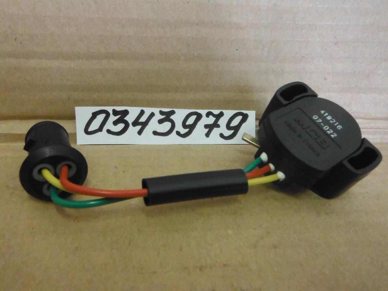 STILL 0343979 датчик / датчик