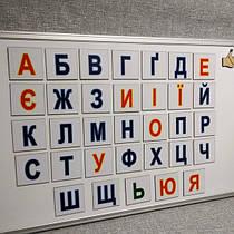 Звуки. Магнитные карточки с буквами (Комплект)