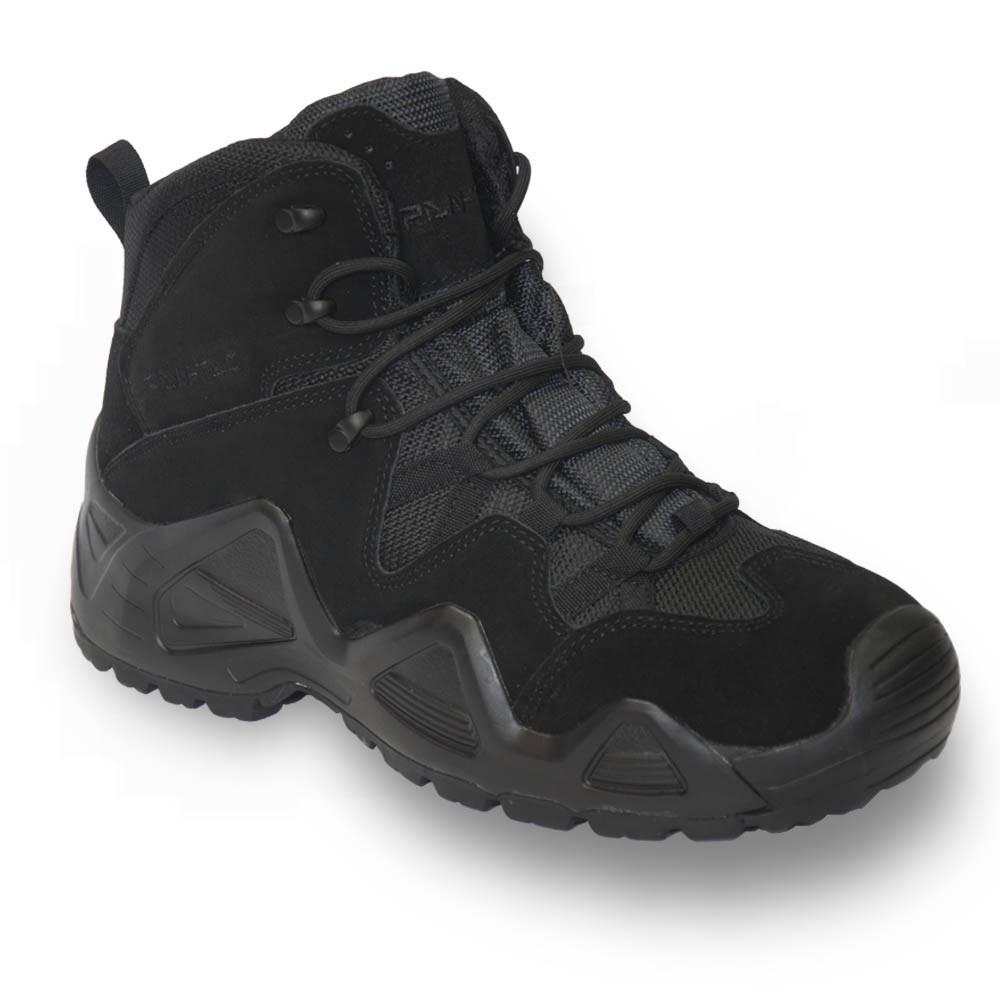 Тактические ботинки PAN-TAC (Черные) 12615