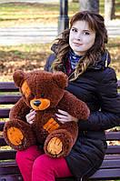 Плюшевый Мишка 50см. (Все Цвета)  Медведь игрушка Плюшевый медведь Мягкие мишки игрушки Ведмедик (Шоколадный)