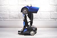 """Трансформер на радиоуправлении (32х12х9) """"Bugatti EFORMATION"""" Большая, фото 4"""
