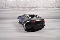 """Трансформер на радиоуправлении (32х12х9) """"Bugatti EFORMATION"""" Большая, фото 7"""
