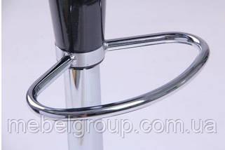 Стілець барний Епл чорний, фото 3