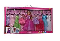 Кукла Defa Lucy  с набором платьев и аксессуарами