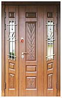 Двери входные металлические Термопласт™ Модель 41