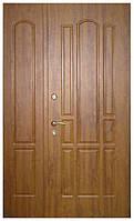 Двери входные металлические Термопласт™ Модель 43